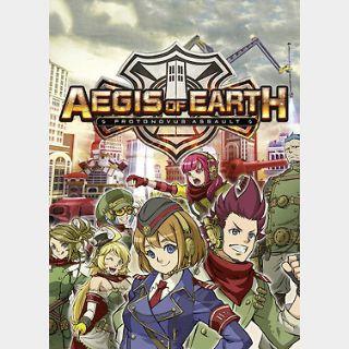 Aegis of Earth: Protonovus Assault (PC) Steam Key GLOBAL