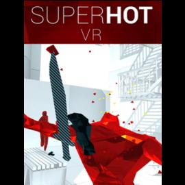 Superhot VR Steam Key GLOBAL