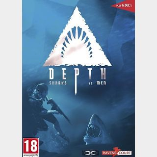 Depth (Deluxe Edition) (PC) Steam Key GLOBAL