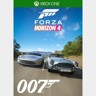 Forza Horizon 4 Best of Bond Car Pack Xbox ONE