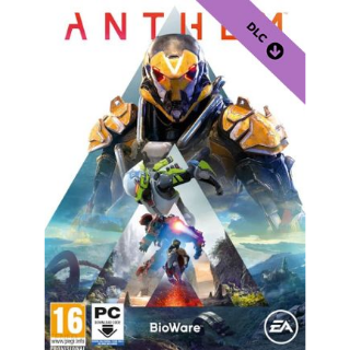 Anthem - Armor & Weapon Pack PS CD Key