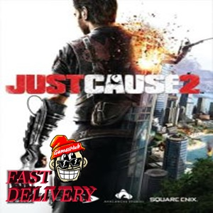 Just Cause 2 + 8 Key Steam GLOBAL