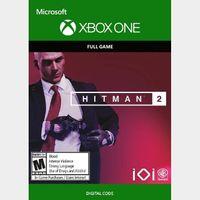 HITMAN 2 (Standard Edition) (Xbox One) Xbox Live Key GLOBAL