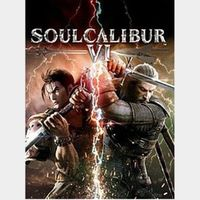 SOULCALIBUR 6 VI Steam Key GLOBAL