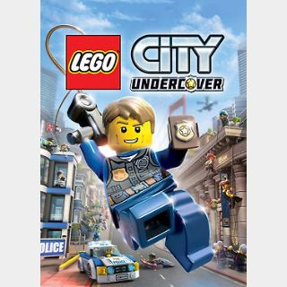 Lego City: Undercover (PC) Steam Key GLOBAL