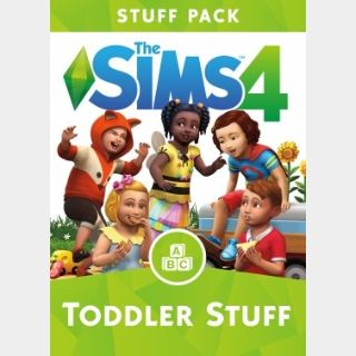 The Sims 4: Toddler Stuff (PC) Origin Key GLOBAL