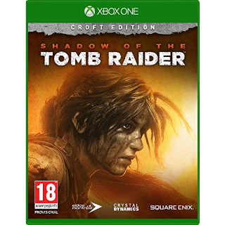 Shadow of the Tomb Raider Croft Edition XBOX LIVE Key XBOX ONE UNITED STATES