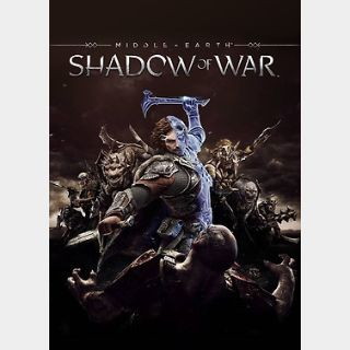 Middle-Earth: Shadow of War (PC) Steam Key GLOBAL