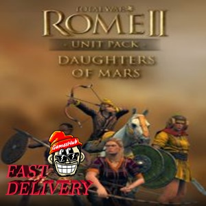 Total War: ROME II - Daughters of Mars Key Steam GLOBAL