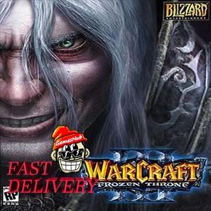 Warcraft 3 The Frozen Throne Battle.net Key GLOBAL