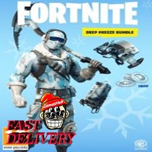 Fortnite Deep Freeze Bundle Pc Key Global Buy Cheap Pc Games