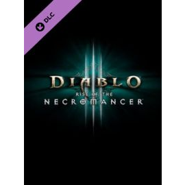 Diablo 3: Rise of the Necromancer Pack Battle.net Key GLOBAL