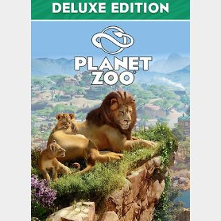 Planet Zoo: Deluxe Edition (PC) Steam Key GLOBAL