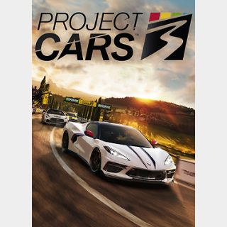 Project Cars 3 (PC) Steam Key GLOBAL