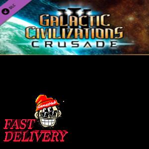 Galactic Civilizations III: Crusade Expansion Pack Key Steam GLOBAL