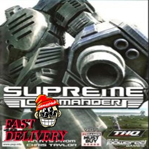 Supreme Commander Steam Key GLOBAL