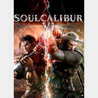 Soulcalibur VI (PC) Steam Key GLOBAL