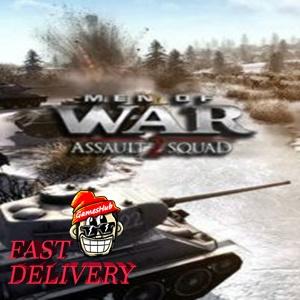 Men of War: Assault Squad 2 - Deluxe Edition [STEAM][REGION:GLOBAL][KEY/CODE]