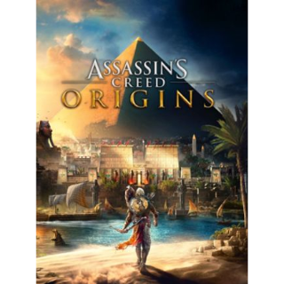 Assassin's Creed Origins Uplay Key EU