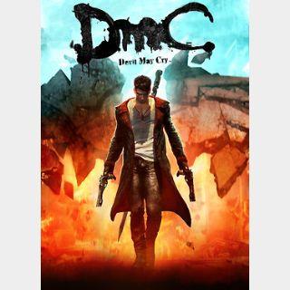 DMC Devil May Cry (PC) Steam Key GLOBAL