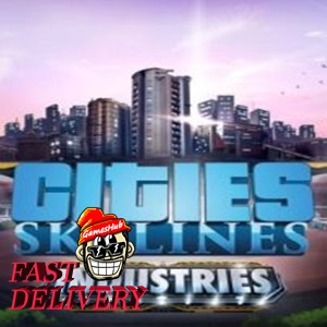 Cities: Skylines - Industries Plus Steam Key GLOBAL