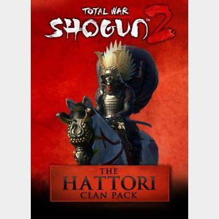 Total War: SHOGUN 2 - The Hattori Clan Pack (PC) Steam Key GLOBAL