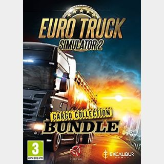 Euro Truck Simulator 2 Cargo Collection (PC) Steam Key GLOBAL