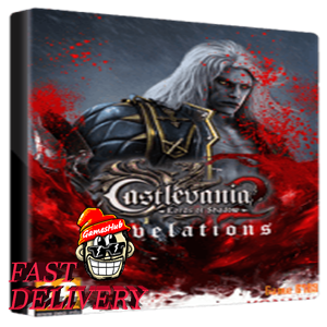 Castlevania: Lords of Shadow 2 - Revelations Key Steam GLOBAL