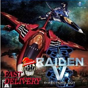 Raiden V: Director's Cut Steam Key PC GLOBAL
