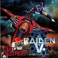 Raiden V: Director's Cut Steam Key PC GLOBAL