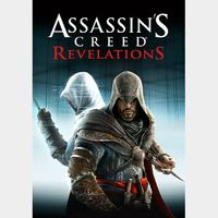Assassin's Creed Revelations Uplay Key GLOBAL