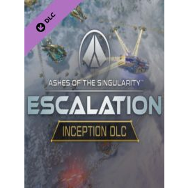 Ashes of the Singularity: Escalation - Inception DLC Steam Key GLOBAL