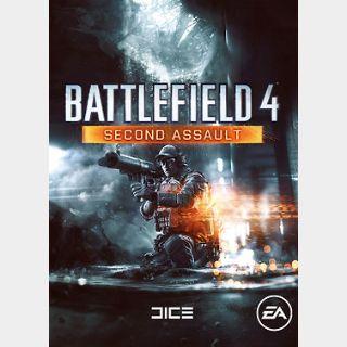 Battlefield 4: Second Assault (PC) Origin Key GLOBAL