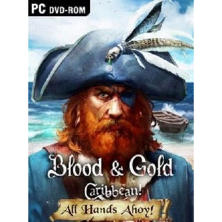Blood & Gold: Caribbean! GOG.COM Key GLOBAL