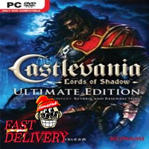 Castlevania: Lords of Shadow Ultimate Edition Steam Key GLOBAL