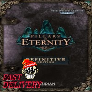 Pillars of Eternity - Definitive Edition Steam Key GLOBAL