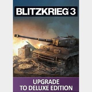 Blitzkrieg 3 - Deluxe Edition Upgrade (PC) Steam Key GLOBAL