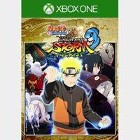 Naruto Shippuden: Ultimate Ninja Storm 3 Full Burst (Xbox One) Xbox Live Key UNITED STATES