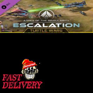Ashes of the Singularity: Escalation - Turtle Wars DLC Key Steam PC GLOBAL