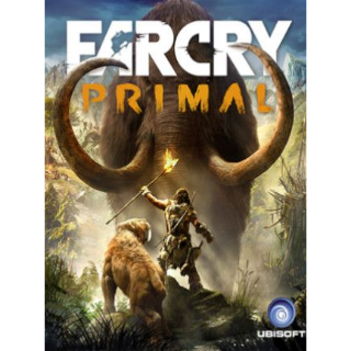 Far Cry Primal Uplay Key ROW