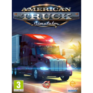 American Truck Simulator Steam Key GLOBAL[Fast Delivery]