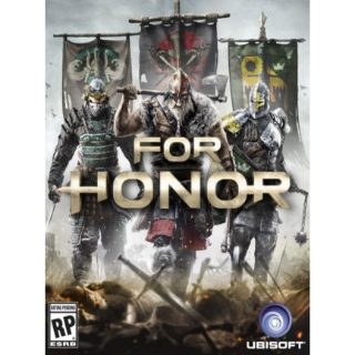For Honor Uplay Key NORTH AMERICA