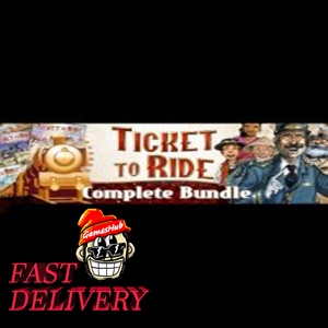 Ticket to Ride - Complete Bundle Steam Key GLOBAL