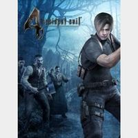 Resident Evil 4 Steam Key GLOBAL