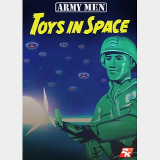 Army Men: Toys In Space (PC) Steam Key GLOBAL