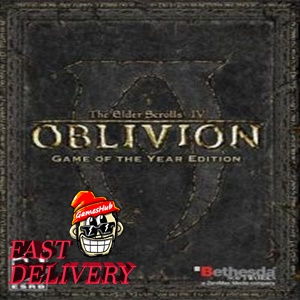 The Elder Scrolls IV: Oblivion Game of the Year Edition Deluxe ✅[STEAM][CD KEY][REGION:GLOBAL][DIGITAL DELIVERY FAST AND SAFE]✅