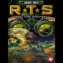 Army Men RTS Steam Key GLOBAL