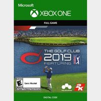 The Golf Club 2019 featuring the PGA TOUR (Xbox One) Xbox Live Key GLOBAL