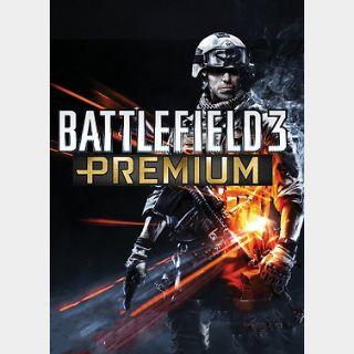 Battlefield 3: Premium (without game) (PC) Origin Key GLOBAL