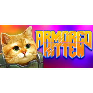 Armored Kitten Steam Key GLOBAL[INSTANT DELIVERY]